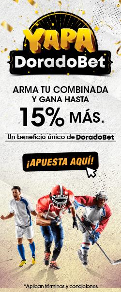 Gana con Yapa en Doradobet > Conoce como obtener hasta 15% extra en tus jugadas